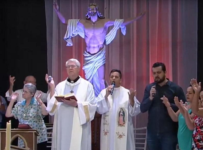 """Pregação de Pe. Claudio Barbut sobre a """"Divina Vontade"""""""