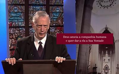 Thomas Fahy: Deus anseia a companhia humana e quer dar a ela a Sua Vontade | #Vídeo07