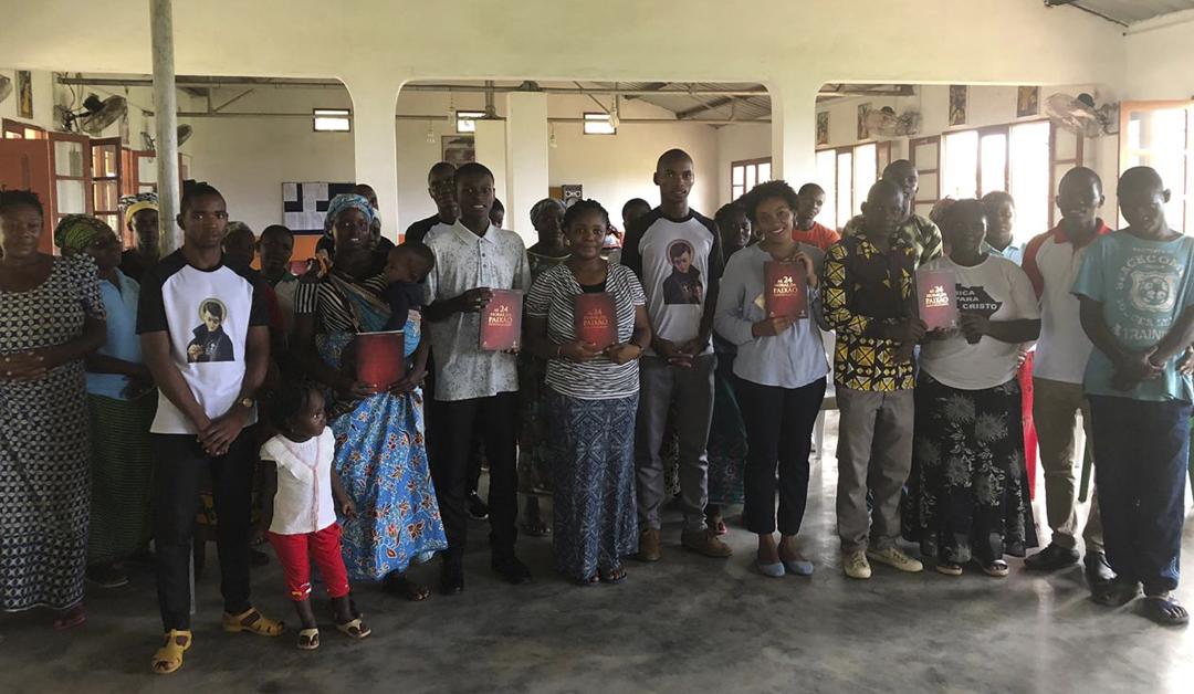 Diocese de Pemba, na África, medita As 24 Horas da Paixão de Nosso Senhor Jesus Cristo