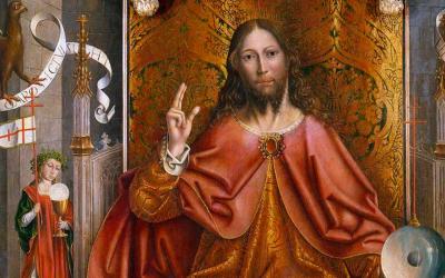 Consagração a Jesus Cristo, Rei do Universo