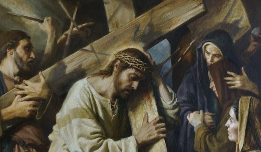 A Paixão de Cristo é da Vontade do Pai… e tu recusas sofrer?