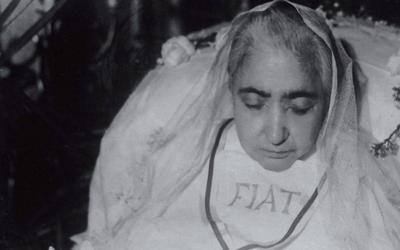 A santa morte de Luísa Piccarreta