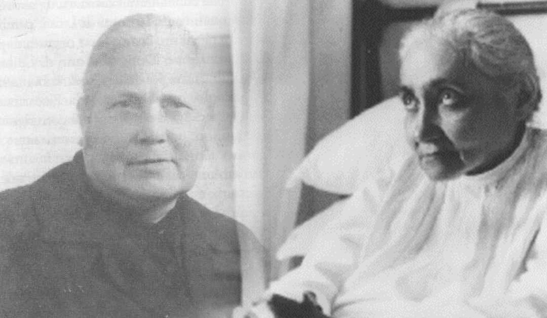 Rosária Bucci –Primeira discípula de Luísa que leu todos os 36 volumes