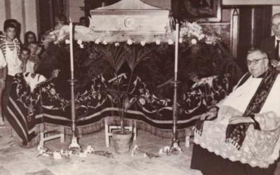 57º aniversário da presença de Luisa Piccarreta na Igreja – Santuário de Santa Maria Greca