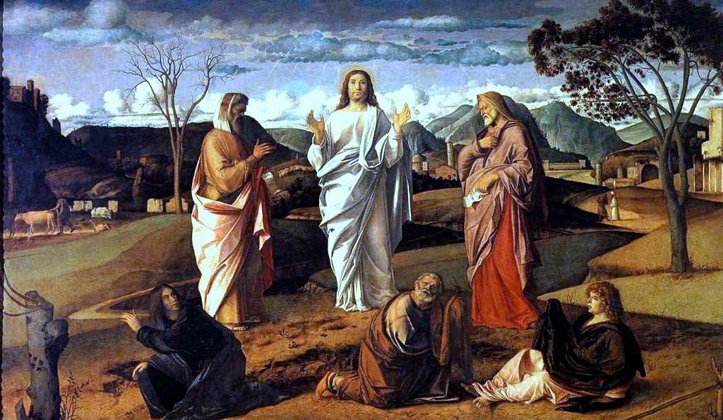 Por que Jesus se transfigurou?