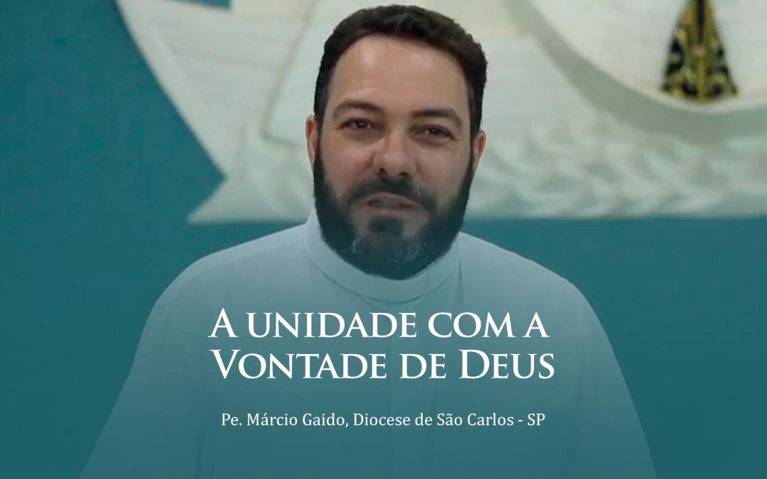 A unidade com a Vontade de Deus – Pe. Márcio Gaido   #Video02