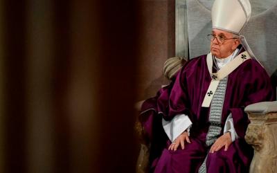 Mensagem do Papa Francisco para a Quaresma de 2021