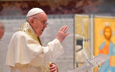 A mensagem Urbi et Orbi do Papa Francisco – texto integral