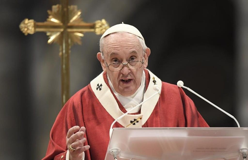 Homilia da Missa de Pentecostes – texto integral