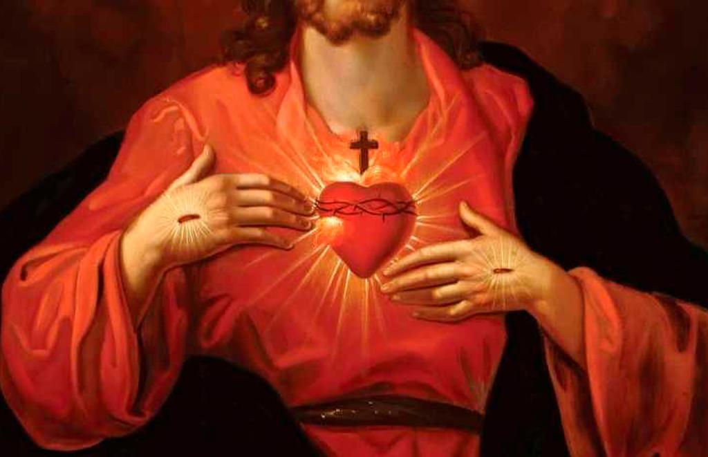 Oração ao Sagrado Coração de Jesus pelos sacerdotes