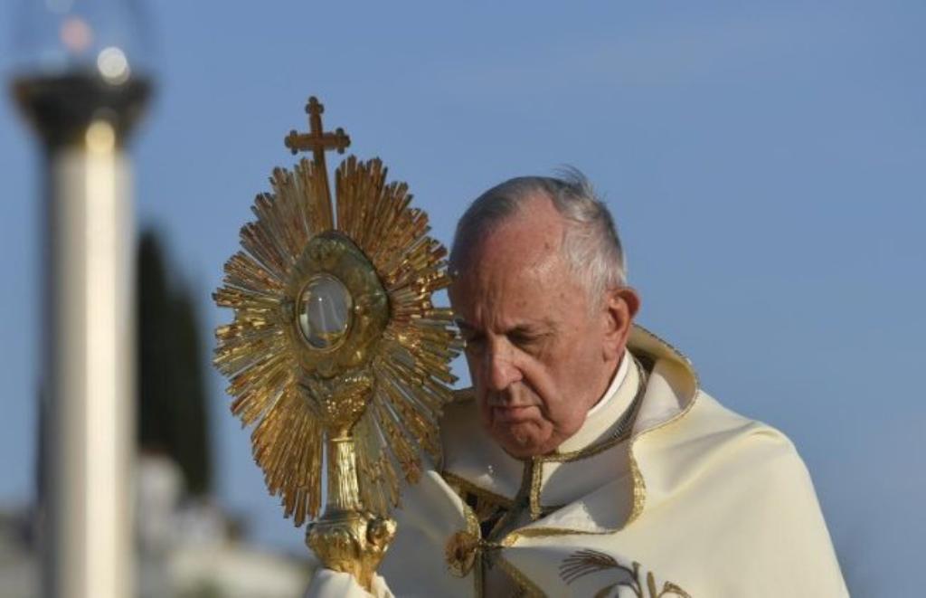 Texto integral: Santa Missa na Solenidade do Santíssimo Corpo e Sangue de Cristo