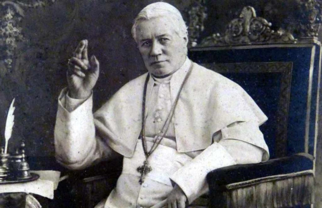 Santo Papa Pio X