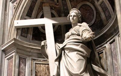 Santa Helena, a mulher que encontrou a cruz de Cristo