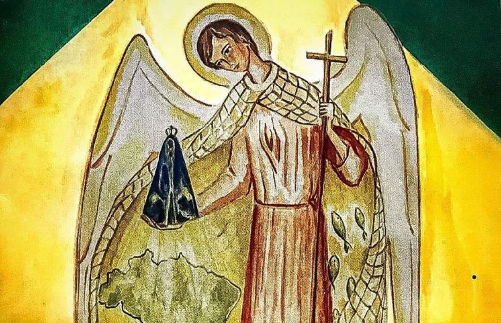 Oração ao Anjo da Guarda do Brasil